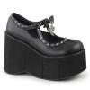 KERA-14 Black Vegan Leather